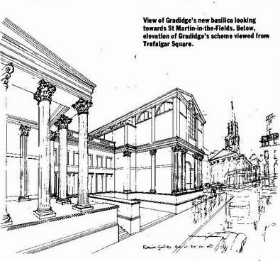 National Gallery Extension Comments (1983)