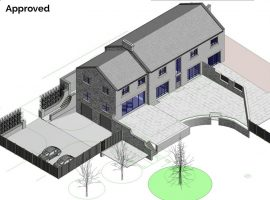 Park House – Green Belt – Side Extension – Bramhope (2005)