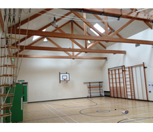 St Oswalds Primary Academy – Mezzanine Gym Proposal (1237)