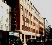 Office Block Tudor Street EC1 (1986)
