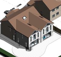 Supersize an detached Estate House (2029)